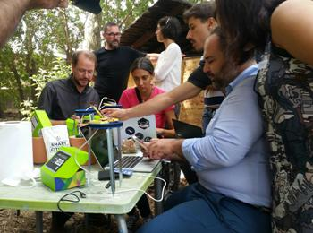Citizen science activity in Portugal
