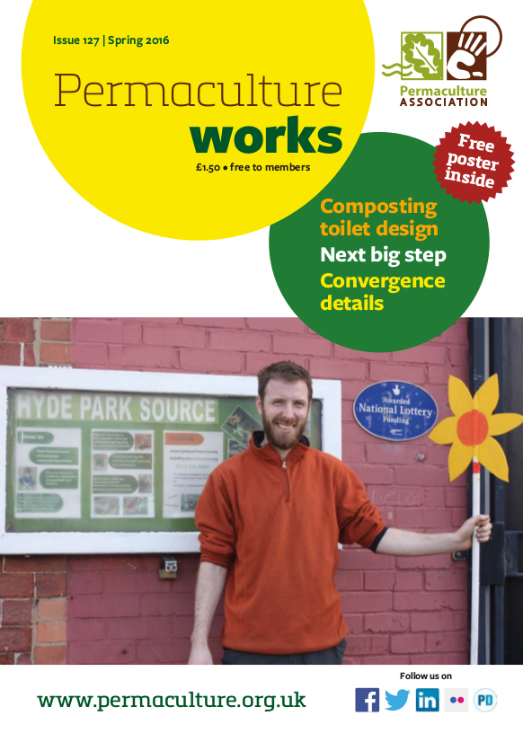 Permaculture Works spring 2016 cover