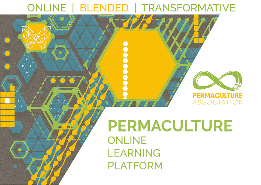 Permaculture online learning
