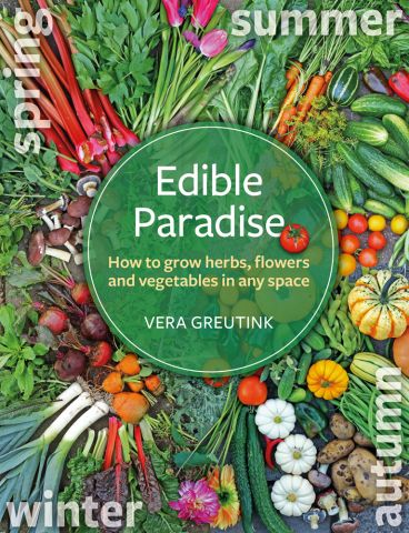 Edible Paradise book cover