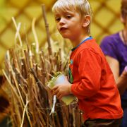 children and permaculture