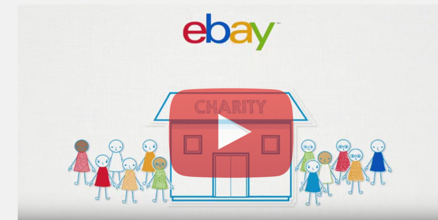Support the Permaculture Association with ebay charity